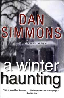 A Winter Haunting - cover Copyright © 2002 by William Morro