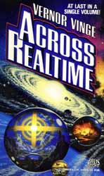 Across Realtime - Cover Copyright © 1991 by BAEN books.