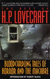 Cover for Bloodcurdling Tales of Horror and the Macabre.