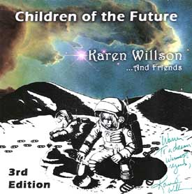 Children of the Future CD Cover
