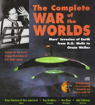 Cover for The Complete War of the Worlds - Copyright © 2001 by Sourcebooks Inc.