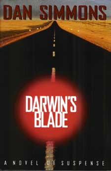 Darwin's Blade - cover Copyright © 2000 by William Morrow