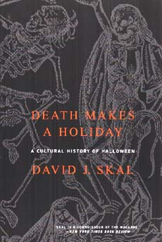 Cover for Death Makes a Holiday.