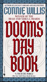 Cover for Doomsday Book.