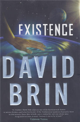 Existence book cover