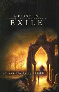 Cover for A Feast in Exile - Copyright © 2001 by Tor Books