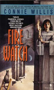 Cover for Fire Watch.