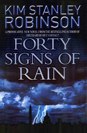 Cover for Forty Signs of Rain
