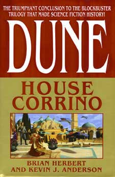 Dune - House Corrino cover - Copyright © 2001 by Bantam Books