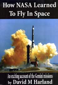 Cover for How NASA Learned to Fly in Space.