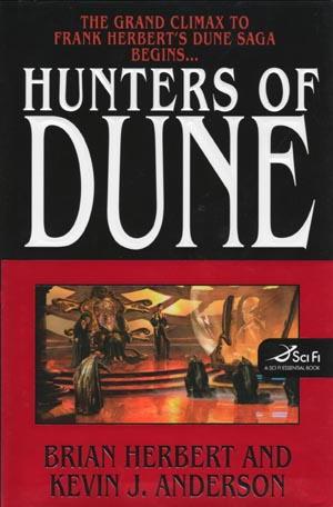 cover for Hunters of Dune