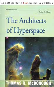 The Architects of Hyperspace Cover