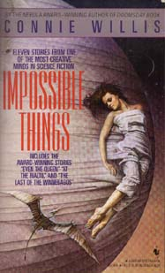 Cover for Impossible Things.
