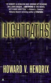 Lightpaths - cover Copyright © 1997 by Ace Books