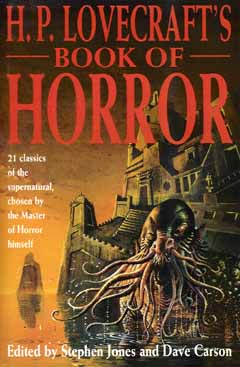 cover for HP Lovecraft's Book of Horror