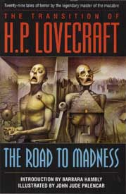 Cover for The Road to Madness.