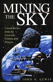 Cover of Mining the Sky