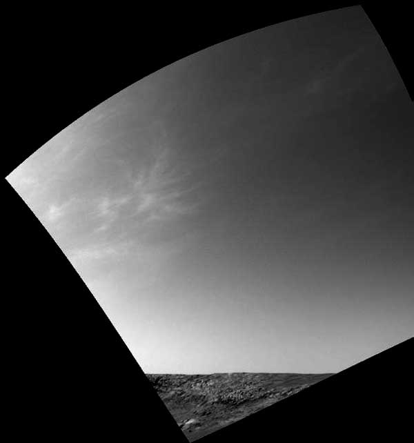 Clouds.  Image credit NASA/JPL.