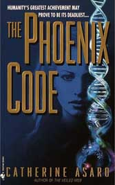 Cover for The Phoenix Code.