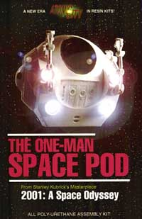 One Man Space Pod