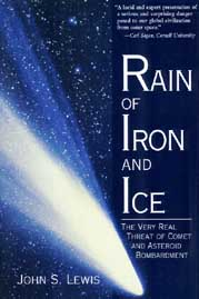 Cover of Rain of Iron and Ice