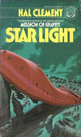 Cover for Starlight.  Cover illustration by H.R. Van Dongen.