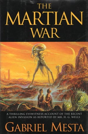 cover for The Martian War