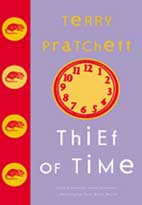 cover for Thief of Time.