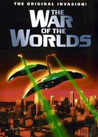 War of the Worlds - George Pal version