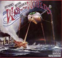 War of the Worlds - Jeff Wayne version