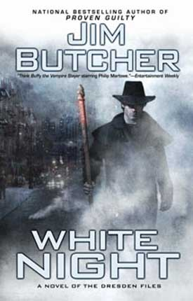 cover for White Night.